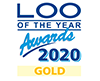 Loo of the Year 2020 Gold