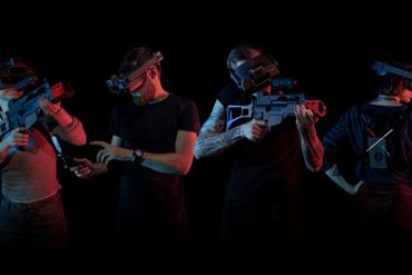Xist - free roam virtual reality