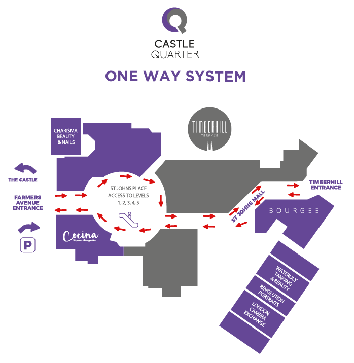 One Way System level 4